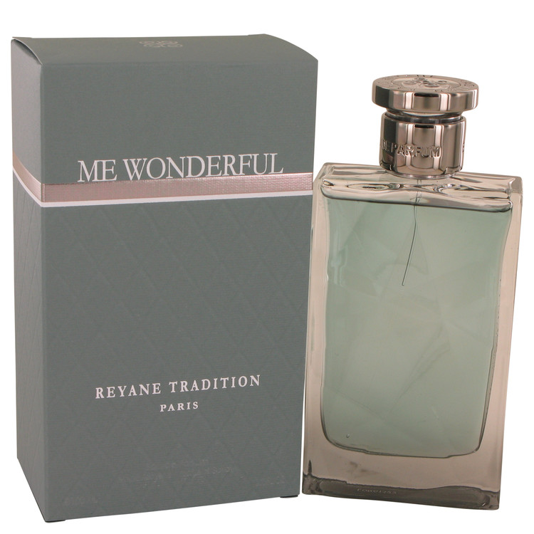 Me Wonderful by Reyane Tradition 3.4 oz Eau De Parfum Spray for Men