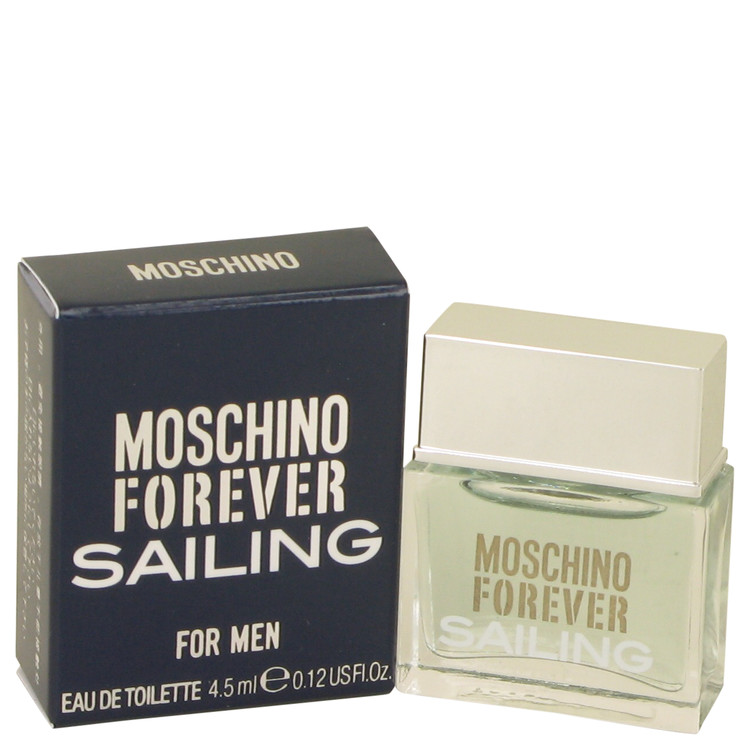Moschino Forever Sailing by Moschino 0.17 oz Mini EDT for Men