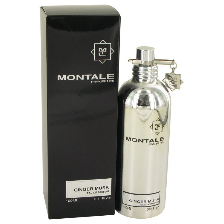 Montale Ginger Musk by Montale 3.4 oz Eau De Parfum Spray for Women