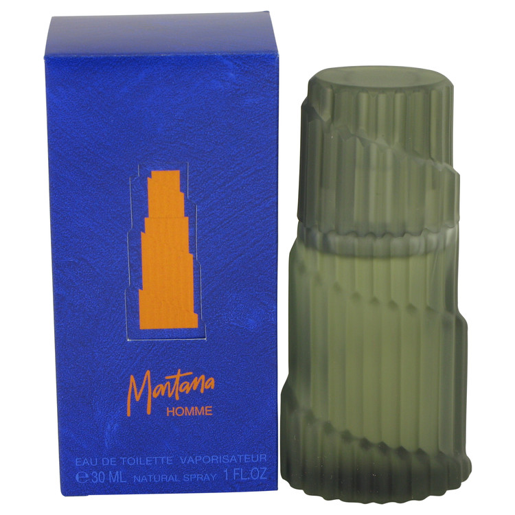 MONTANA by Montana Eau De Toilette Spray 1 oz for Men