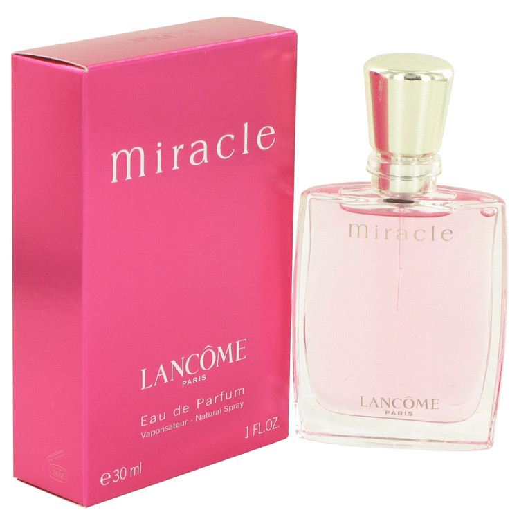 Miracle by Lancome 1 oz Eau De Parfum Spray for Women