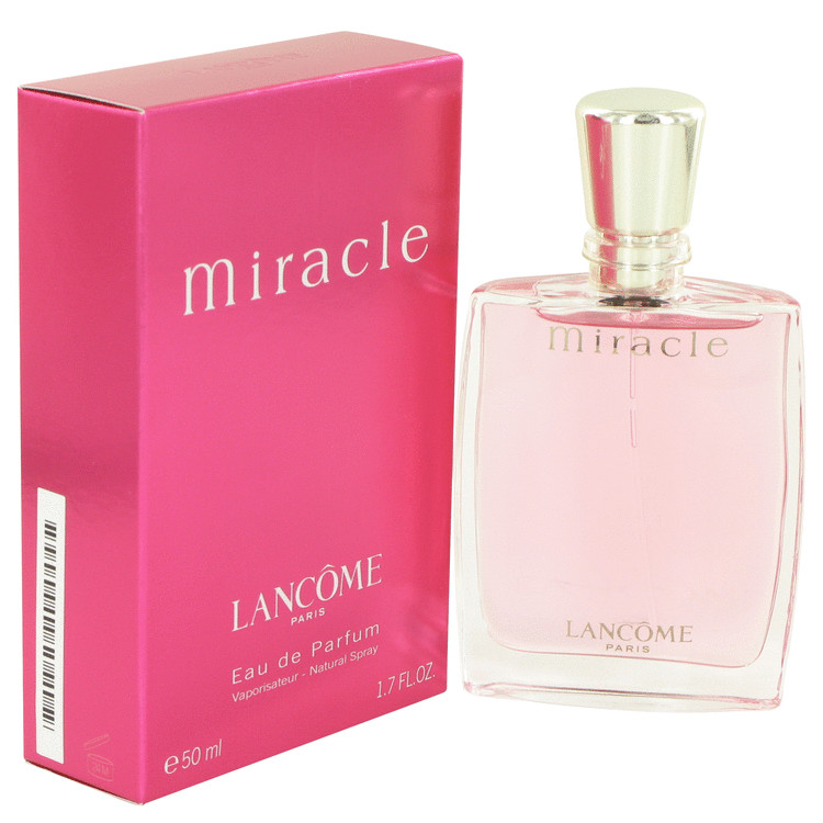 Miracle by Lancome 1.7 oz Eau De Parfum Spray for Women