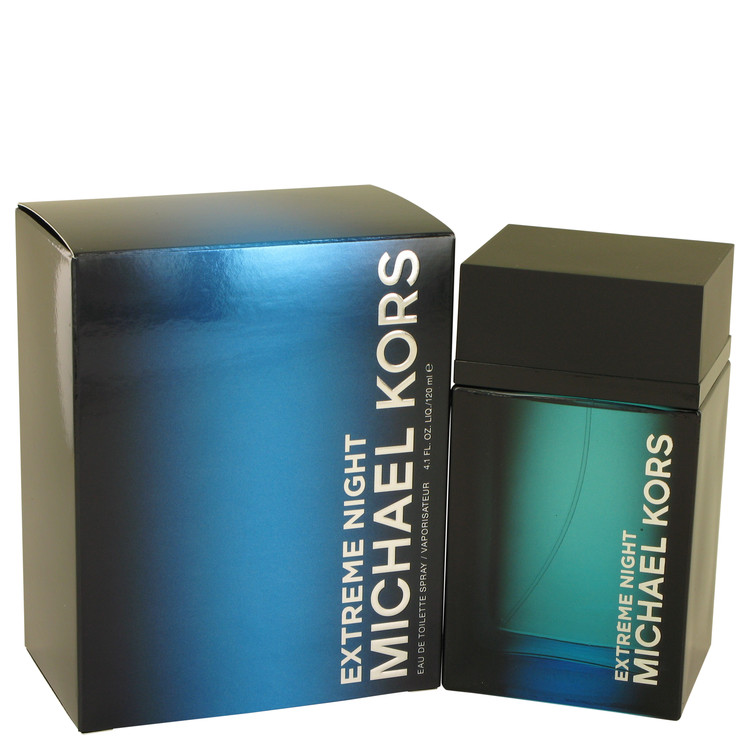 8905ac9c4 Michael Kors Extreme Night by Michael Kors 4 oz Eau De Toilette Spray for  Men