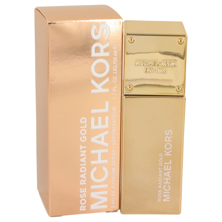 Michael Kors Rose Radiant Gold by Michael Kors 1.7 oz Eau De Parfum Spray for Women