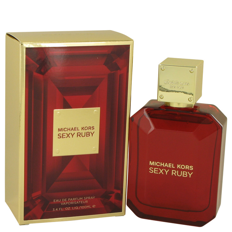 Michael Kors Sexy Ruby by Michael Kors 3.4 oz Eau De Parfum Spray for Women