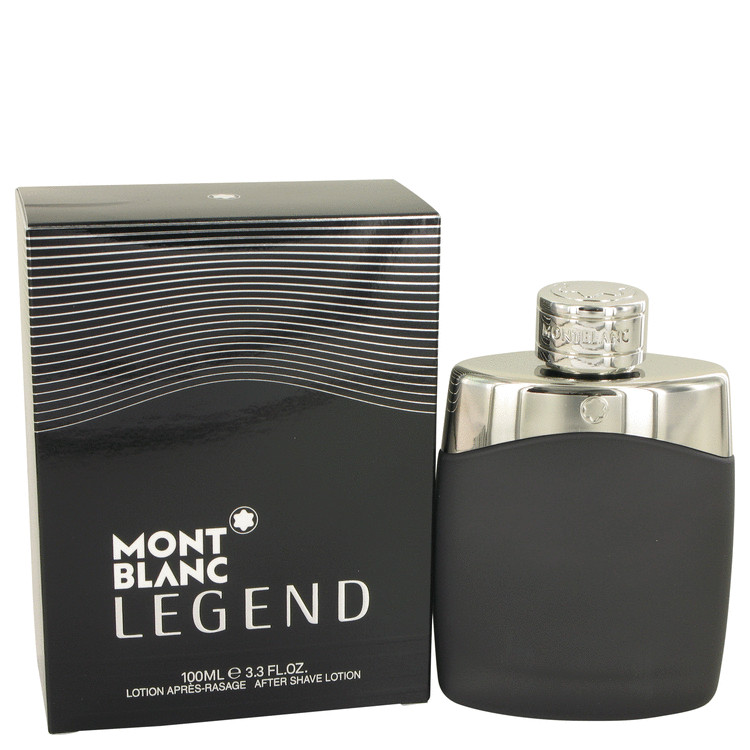 MontBlanc Legend by Mont Blanc After Shave 3.3 oz for Men