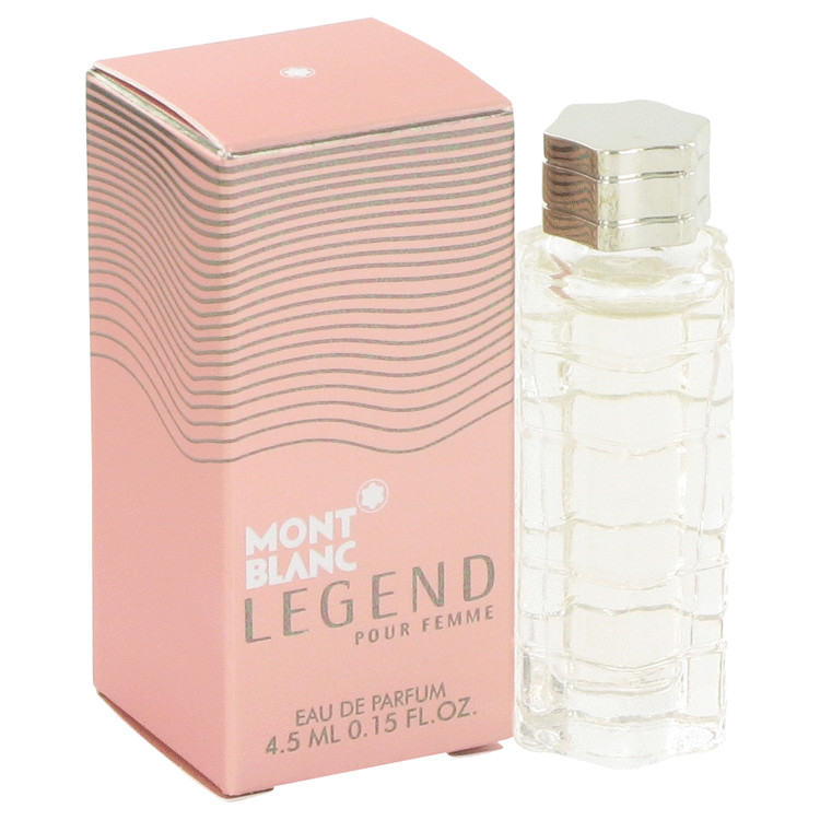 MontBlanc Legend by Mont Blanc Mini EDP .15 oz for Women