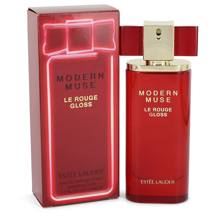 Modern Muse Le Rouge Gloss by Estee Lauder 1.7 oz Eau De Parfum Spray for Women