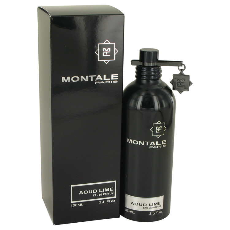 Montale Aoud Lime by Montale 3.4 oz Eau De Parfum Spray for Women