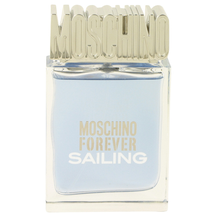 Moschino Forever Sailing by Moschino 3.4 oz Eau De Toilette Spray for Men