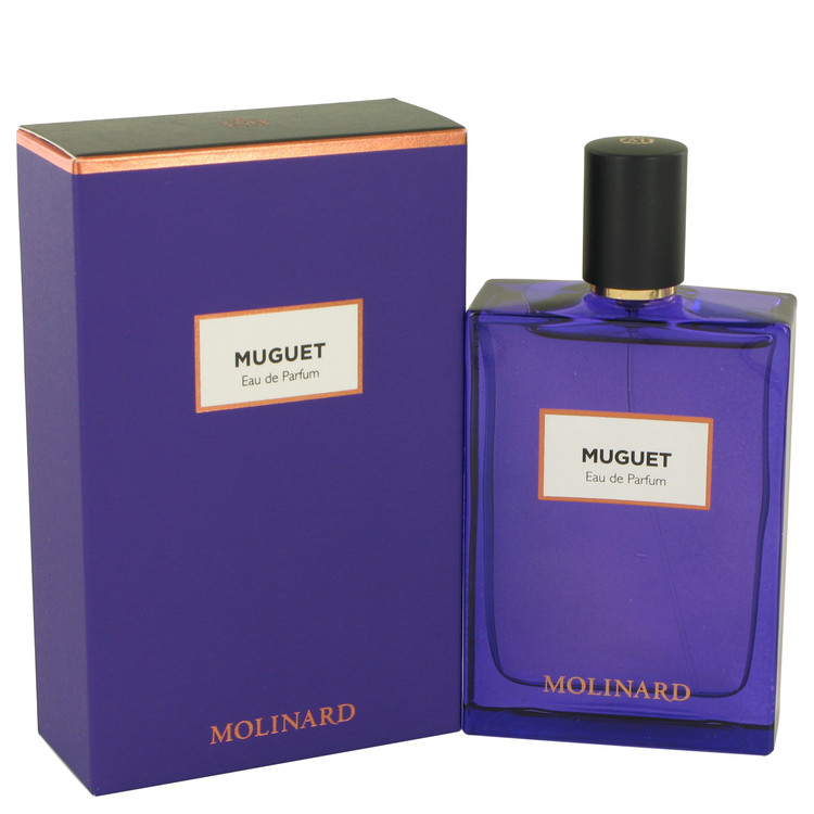 Molinard Muguet by Molinard 2.5 oz Eau De Parfum Spray for Women