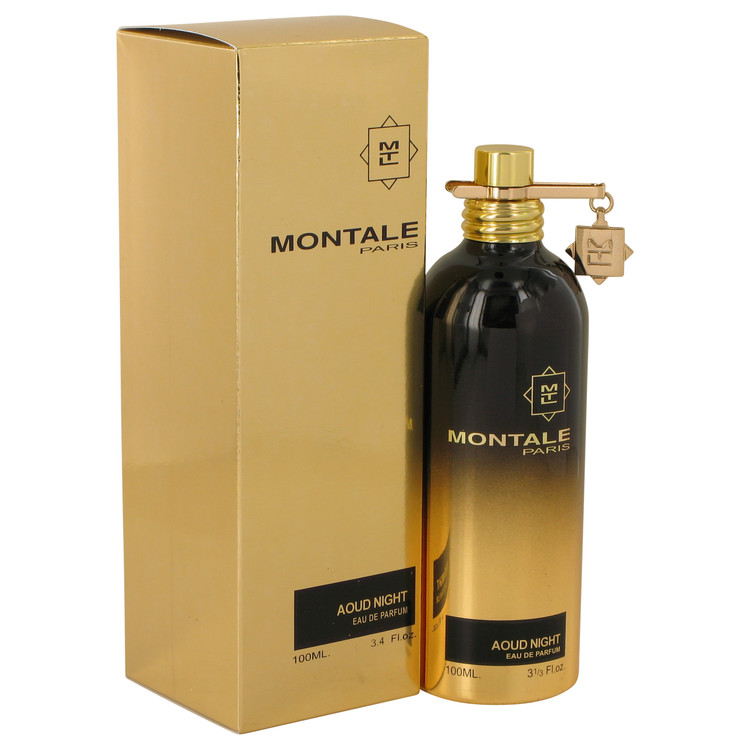 Montale Aoud Night by Montale 3.4 oz Eau De Parfum Spray for Women