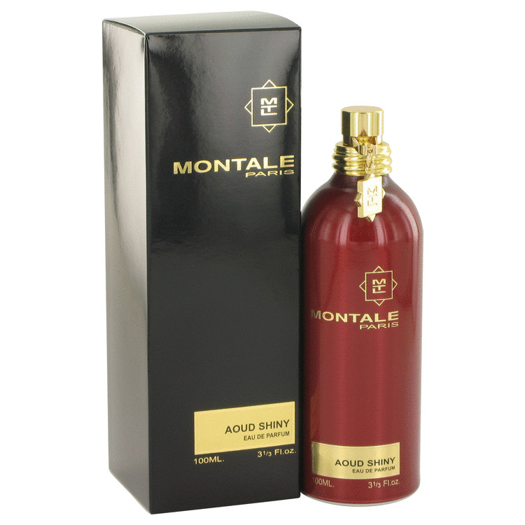 Montale Aoud Shiny by Montale 3.3 oz Eau De Parfum Spray for Women