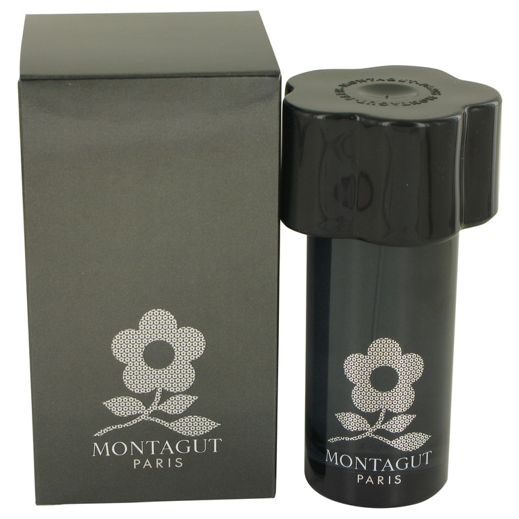 Montagut Black by Montagut 1.7 oz Eau De Toilette Spray for Men