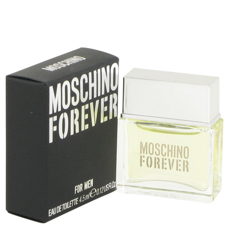 Moschino Forever by Moschino 0.12 oz Mini EDT for Men