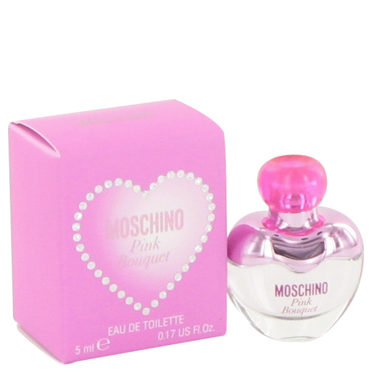 Moschino Pink Bouquet by Moschino 0.16 oz Mini EDT for Women