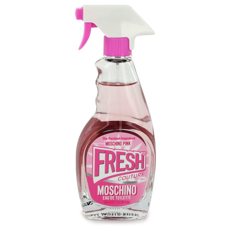 Moschino Pink Fresh Couture by Moschino 3.4 oz Eau De Toilette Spray for Women
