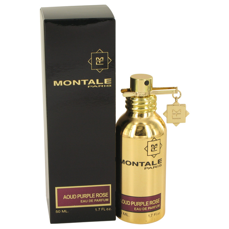 Montale Aoud Purple Rose by Montale 1.7 oz Eau De Parfum Spray for Women