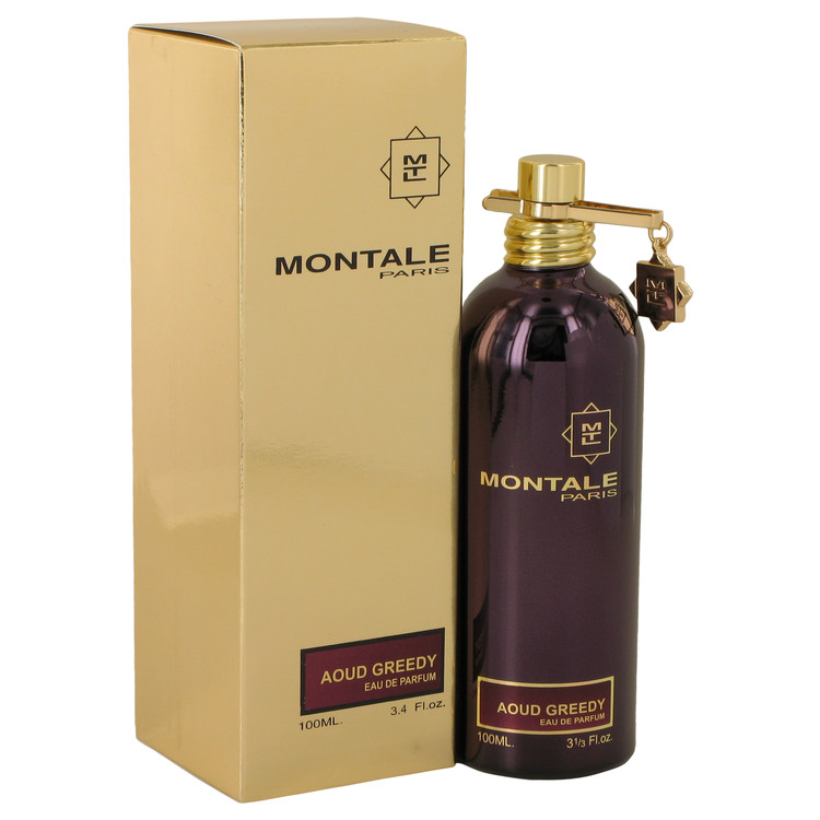 Montale Aoud Greedy by Montale 3.4 oz Eau De Parfum Spray for Women