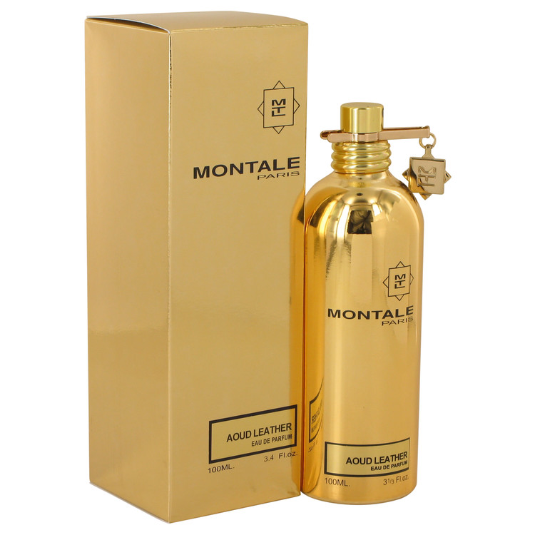 Montale Aoud Leather by Montale 3.4 oz Eau De Parfum Spray for Women