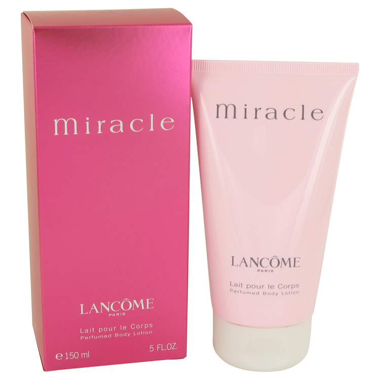 MIRACLE by Lancome Body Lotion 5 oz for Women