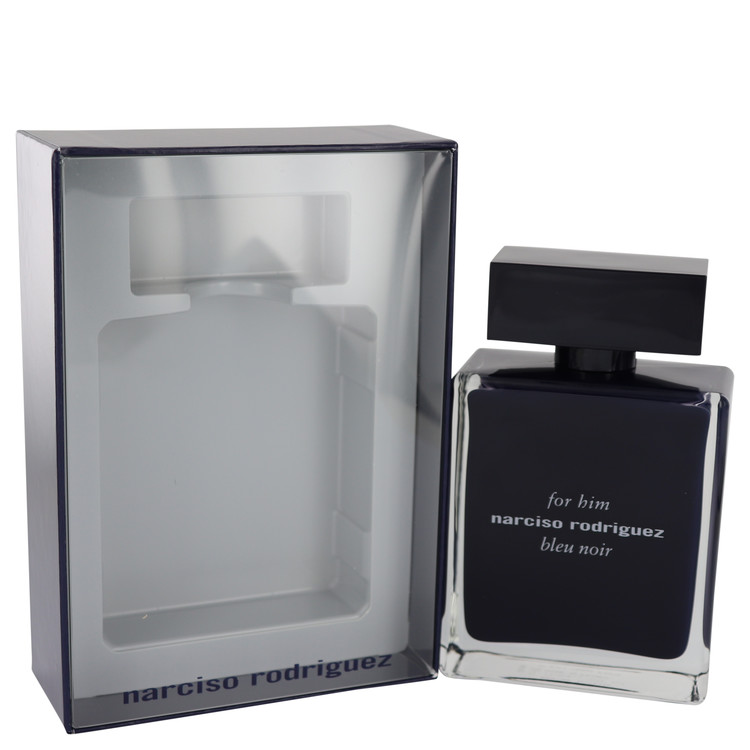 Narciso Rodriguez Bleu Noir by Narciso Rodriguez 5 oz Eau De Toilette Spray for Men