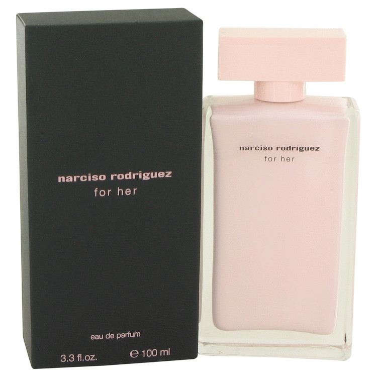 Narciso Rodriguez by Narciso Rodriguez 3.3 oz Eau De Parfum Spray for Women