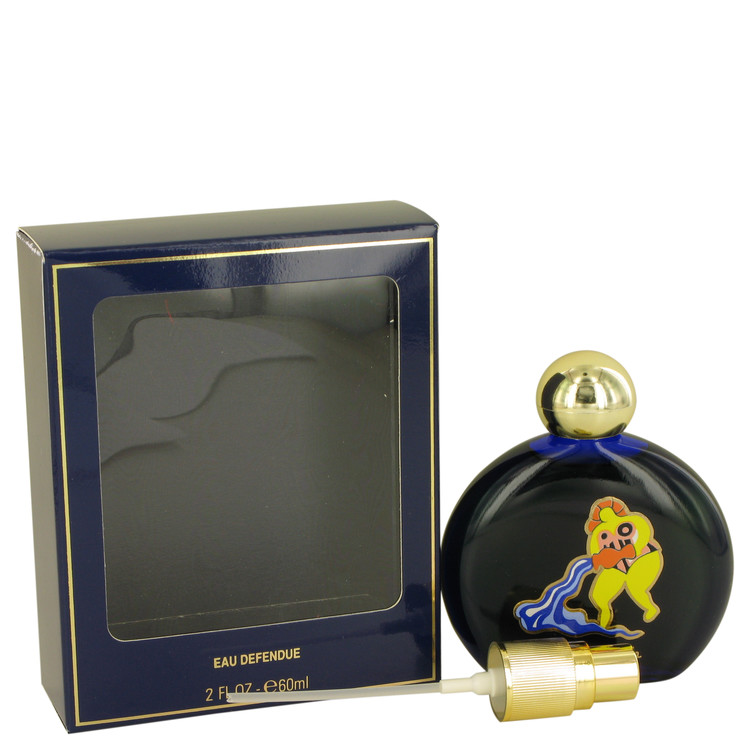 Niki De Saint Phalle Zodiac Aquarius by Niki De Saint Phalle 2 oz Eau Defendu Spray for Women
