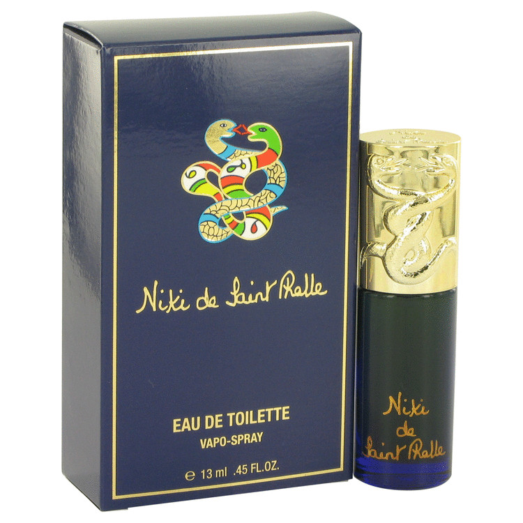 Niki De Saint Phalle by Niki de Saint Phalle 0.45 oz Eau De Toilette Spray for women