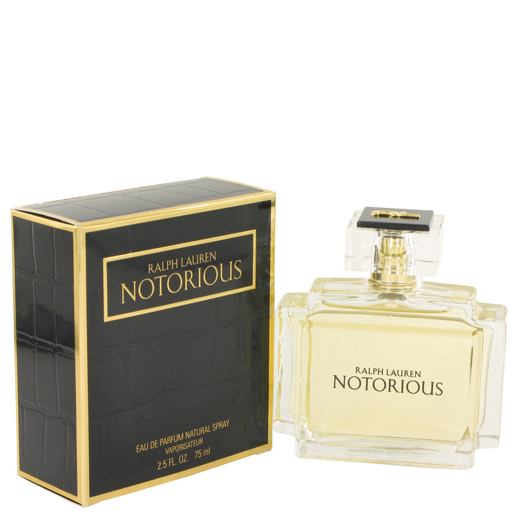 Notorious by Ralph Lauren Eau De Parfum Spray 2.5 oz for Women