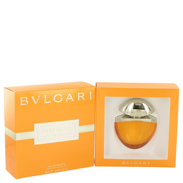 Omnia Indian Garnet by Bvlgari 0.84 oz Eau De Toilette Spray for Women