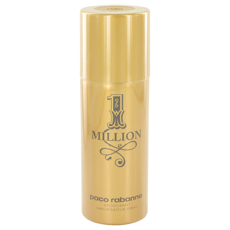 1 Million by Paco Rabanne 5 oz Deodorant Spray for Men