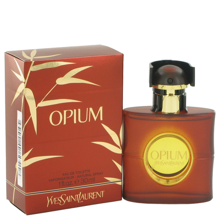OPIUM by Yves Saint Laurent Eau De Toilette Spray (New Packaging) 1 oz for Women