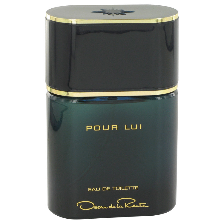 Oscar Pour Lui by Oscar de la Renta Eau De Toilette Spray (unboxed) 3 oz for Men