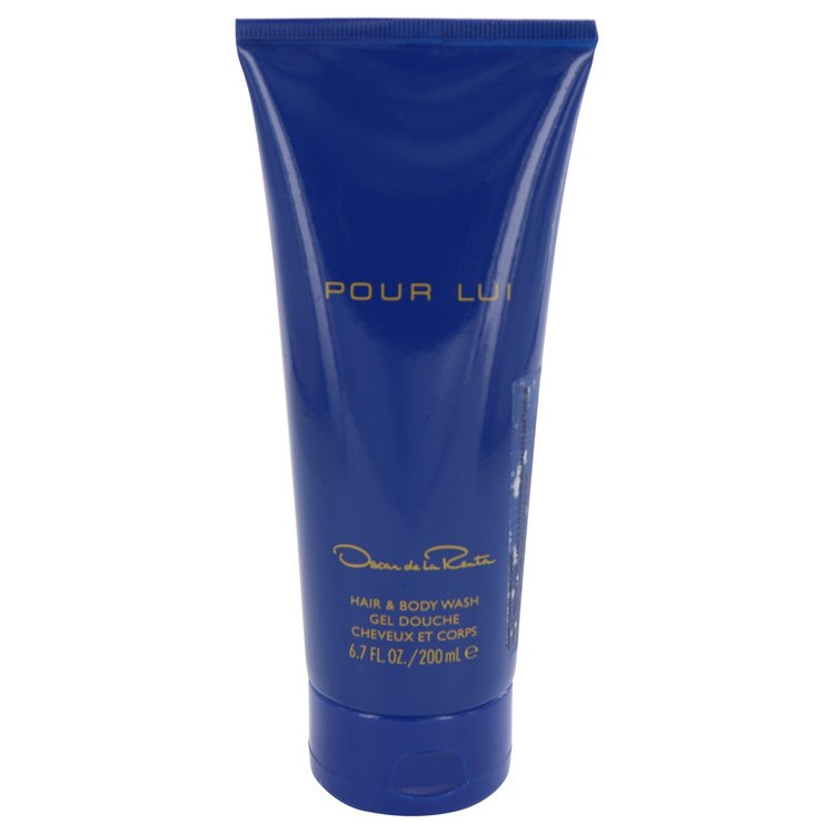 Oscar Pour Lui by Oscar de la Renta 6.7 oz Shower Gel for Men