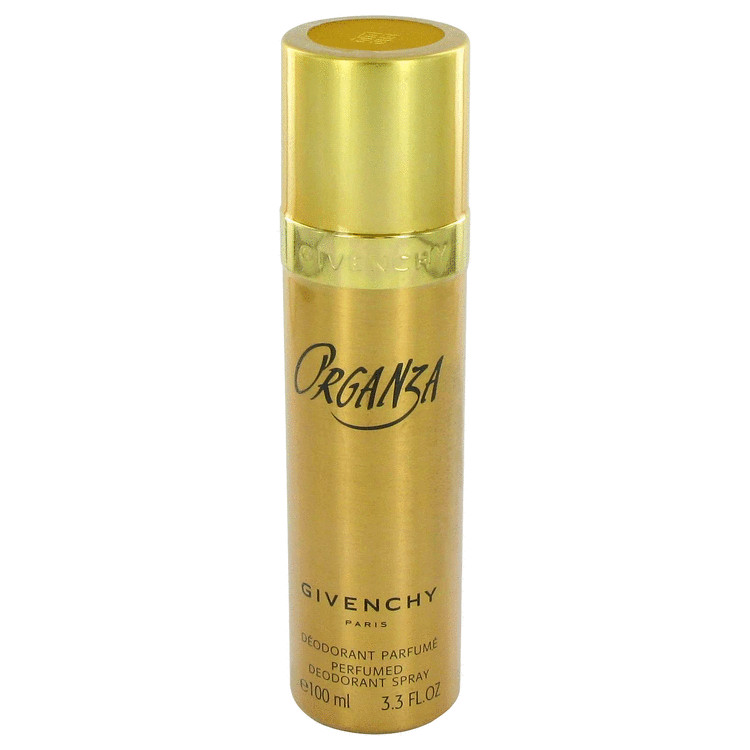 ORGANZA by Givenchy Deodorant Spray 3.3 oz for Women