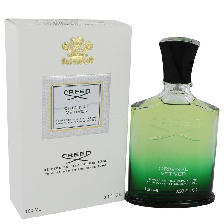 Original Vetiver by Creed 3.3 oz Millesime Spray for Men