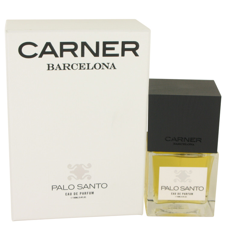 Palo Santo by Carner Barcelona 3.4 oz Eau De Parfum Spray for Women
