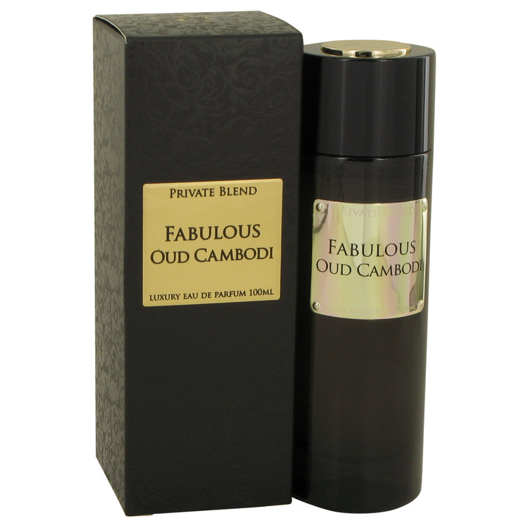 Private Blend Fabulous Oud Cambodi by Chkoudra Paris 3.3 oz Eau De Parfum Spray for Women