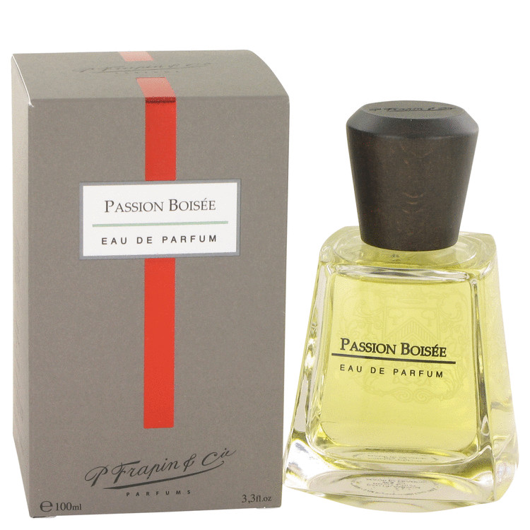Passion Boisee by Frapin 3.3 oz Eau De Parfum Spray for Men