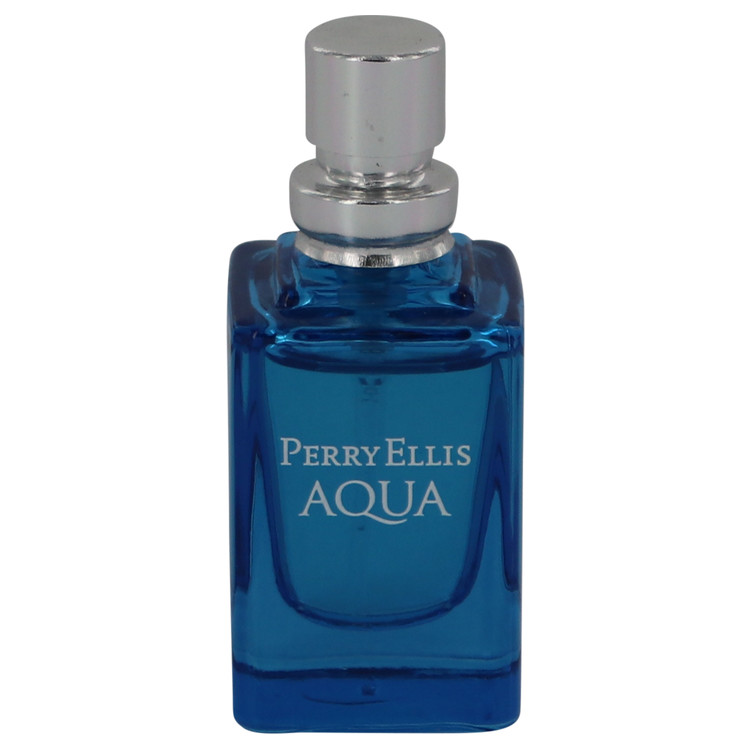 Perry Ellis Aqua by Perry Ellis 0.25 oz Mini EDT Spray for Men