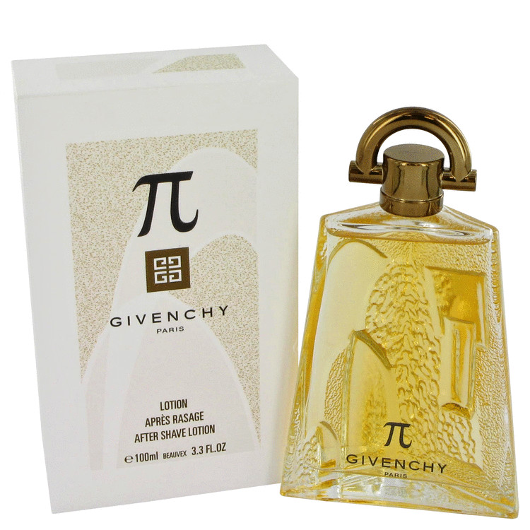 PI by Givenchy After Shave 3.4 oz for Men