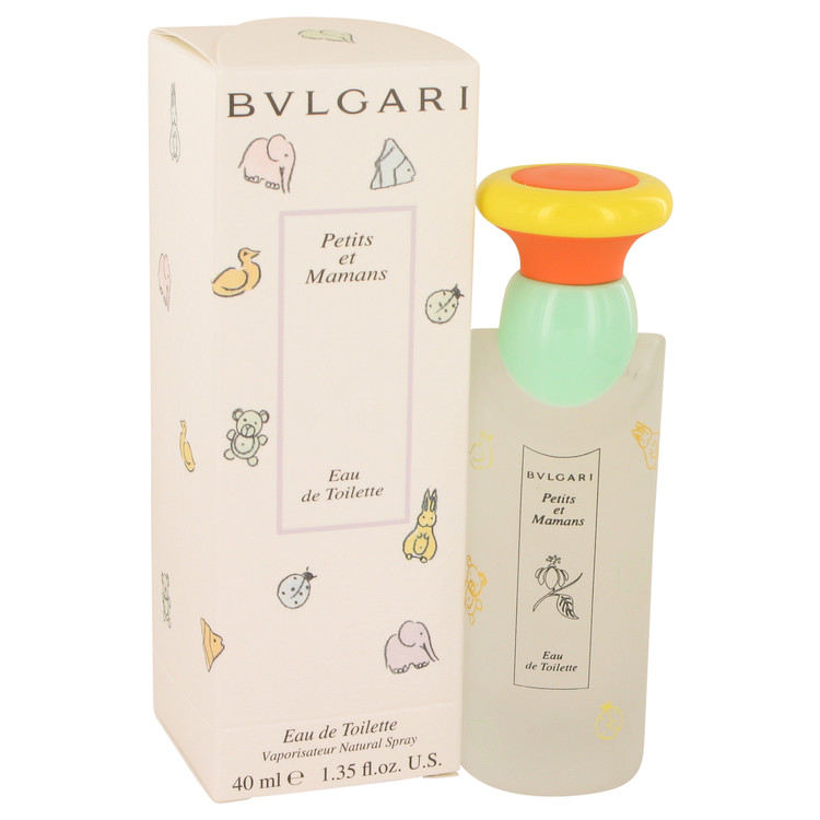 Petits & Mamans by Bvlgari Eau De Toilette Spray 1.3 oz for Women