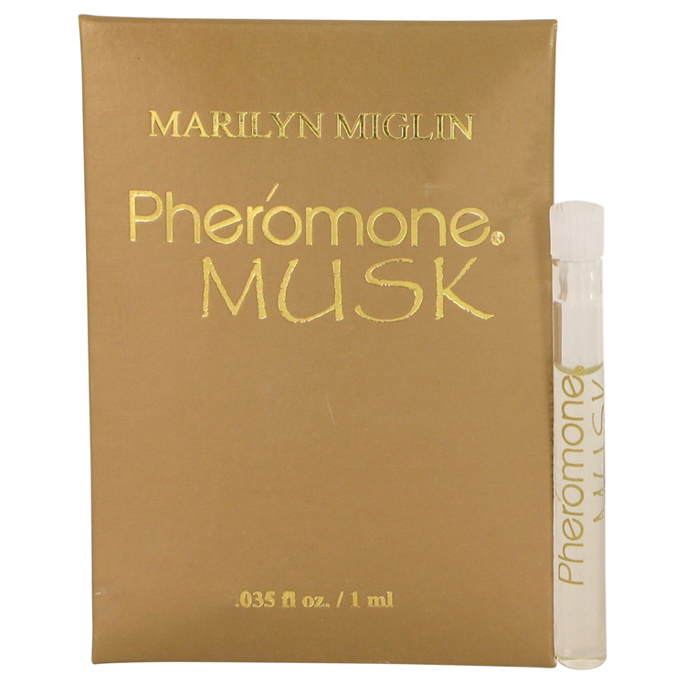 Pheromone Musk by Marilyn Miglin Vial (sample) .035 oz for Women
