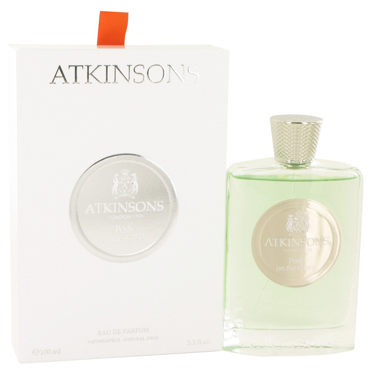 Posh On The Green by Atkinsons 3.3 oz Eau De Parfum Spray for Women
