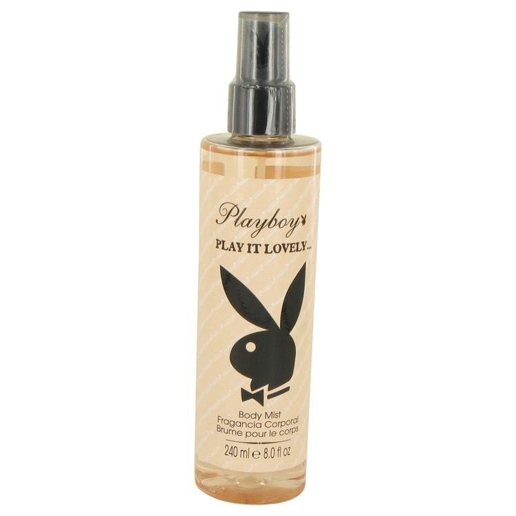 Playboy Play It Lovely by Playboy 8 oz Body Mist for Women
