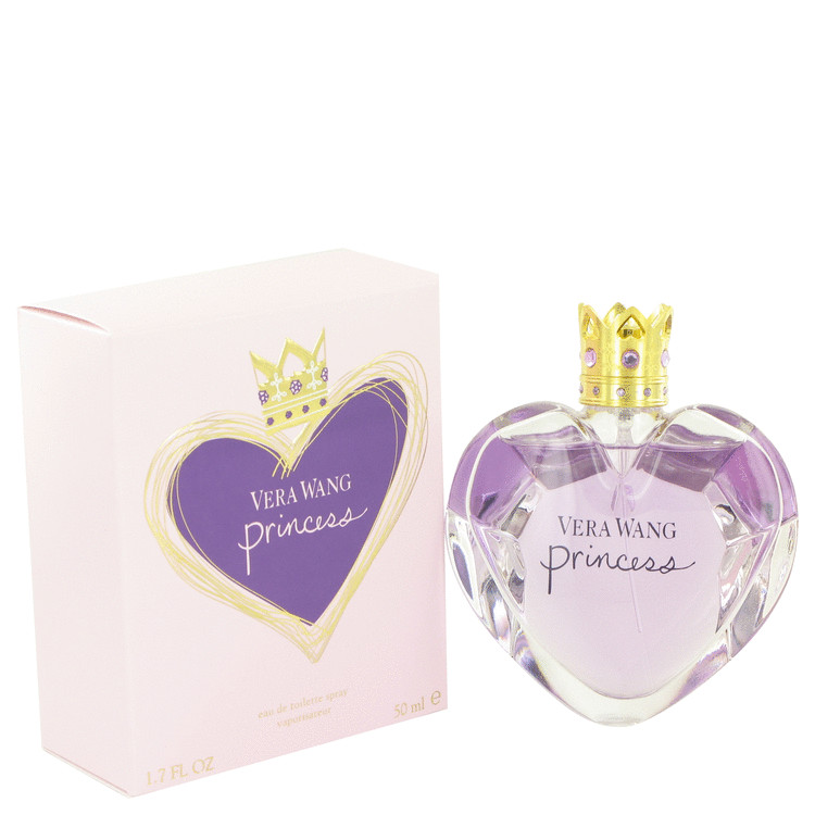 Princess by Vera Wang 1.7 oz Eau De Toilette Spray for Women