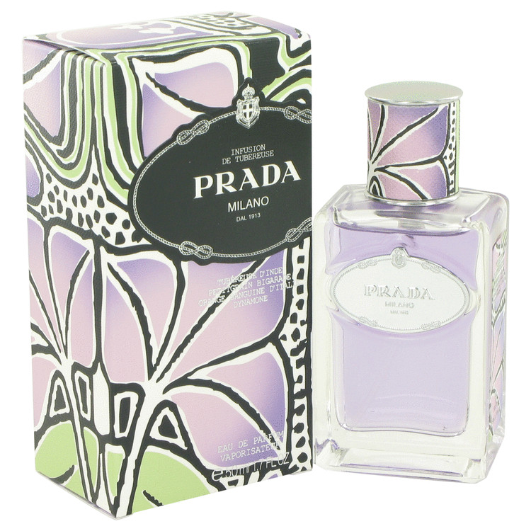 Prada Infusion De Tubereuse by Prada 1.7 oz Eau De Parfum Spray for Women