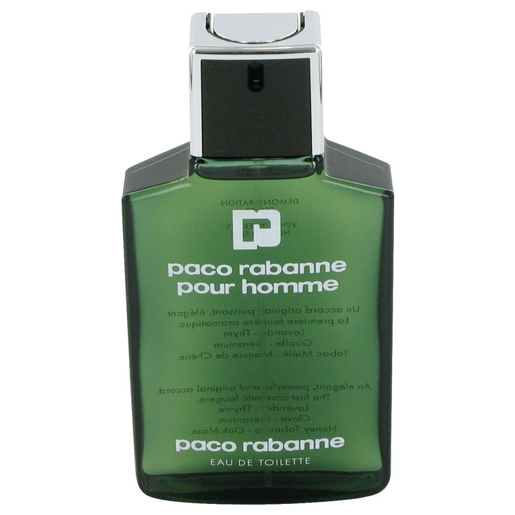Paco Rabanne by Paco Rabanne 3.4 oz Eau De Toilette Spray for Men