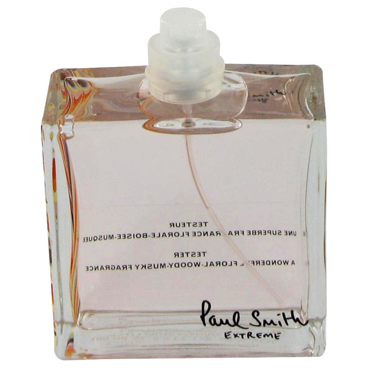 Paul Smith Extreme by Paul Smith Eau De Toilette Spray (Tester) 3.4 oz for Women